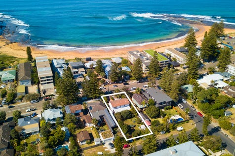 80 Surfview Road, Mona Vale, 2103, Northern Beaches - House / Unrivalled Potential In Exclusive Mona Vale Basin Setting / Balcony / Garage: 3 / Secure Parking / Floorboards / $2,750,000