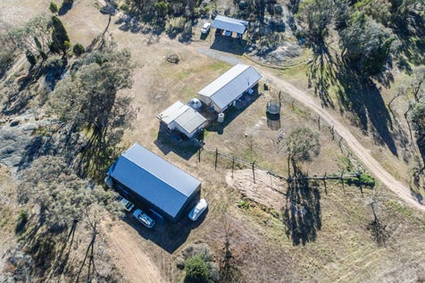 1212 Spring Creek Road, Mudgee, 2850, Central Tablelands - Lifestyle / NICE HOME, BIG SHED, GREAT LIFESTYLE / Garage: 10 / Secure Parking / Air Conditioning / Toilets: 1 / P.O.A