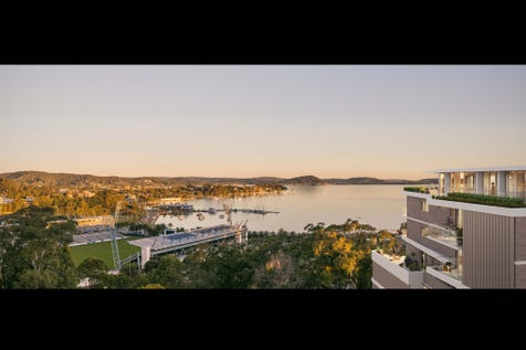 72-74 Donnison Street, Gosford, 2250, Central Coast - Apartment / Two bedroom apartment - Inspiring Design with Majestic Water Views  / Garage: 1 / $780,000