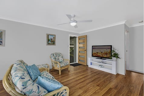 2/3 Darley  Road, Umina Beach, 2257, Central Coast - House / PERFECT LOCATION – SUIT NEW BUYER – PRIVATE OASIS / Courtyard / Fully Fenced / Outdoor Entertaining Area / Shed / Garage: 1 / Open Spaces: 1 / Secure Parking / Air Conditioning / Built-in Wardrobes / Intercom / Living Areas: 1 / $525,000