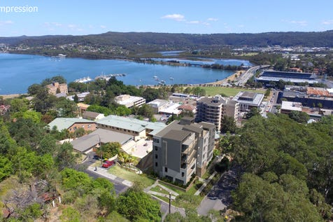 G01/106 John Whiteway Drive, Gosford, 2250, Central Coast - Unit / Bay Views with Elegance and Design -Selling Off Plan NOW / Balcony / Garage: 1 / Secure Parking / Air Conditioning / $450,000