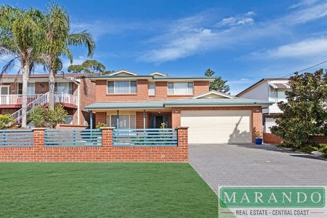 55 Ocean Parade, Noraville, 2263, Central Coast - House / NORTH FACING CONTEMPORARY STYLE HOME / Courtyard / Fully Fenced / Outdoor Entertaining Area / Garage: 2 / Remote Garage / Secure Parking / Air Conditioning / Broadband Internet Available / Built-in Wardrobes / Dishwasher / Floorboards / Ensuite: 1 / $825,000