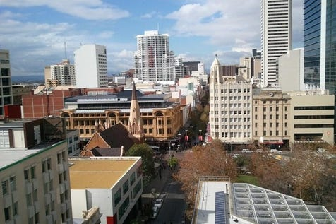 9J/811 Hay, Perth, 6000, Perth City - Apartment / UNDER OFFER / Balcony / Air Conditioning / Built-in Wardrobes / Toilets: 1 / P.O.A