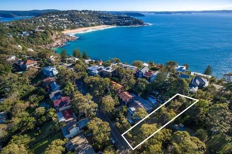 131 Whale Beach Road, Avalon Beach, 2107, Northern Beaches - Residential Land / One Of The Last Single Blocks Left Available in North Avalon / P.O.A