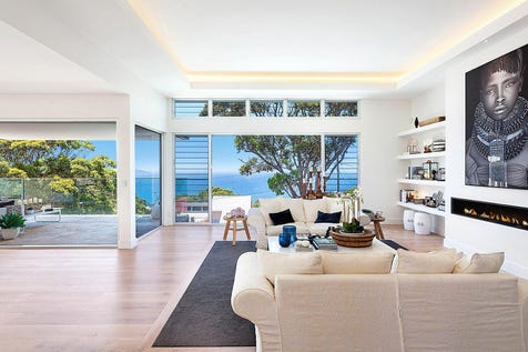 56 Del Monte Place, Copacabana, 2251, Central Coast - House / Contemporary masterpiece with sparkling ocean views / Balcony / Deck / Garage: 2 / Built-in Wardrobes / Dishwasher / Gas Heating / Intercom / P.O.A