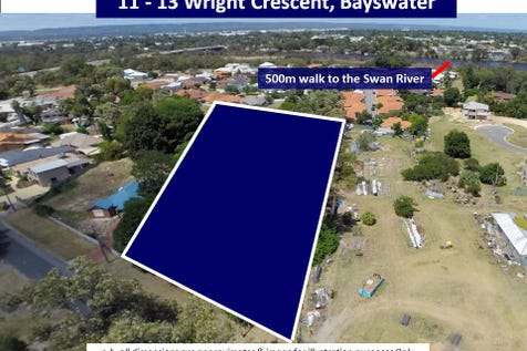 11 Wright Crescent, Bayswater, 6053, North East Perth - House / Brand New House & Land Package in BAYSWATER Less than 500m walk to the SWAN RIVER!! / Garage: 2 / Toilets: 2 / $499,990
