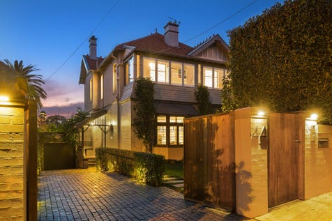 44 Wycombe Road, Neutral Bay, 2089, Lower North Shore - House / A Spectacular Transformation of a Victorian Manor - Walk to Ferry / Garage: 1 / Open Spaces: 2 / P.O.A