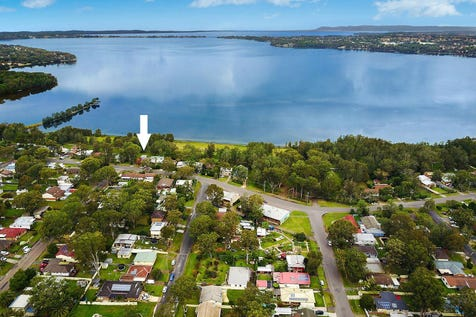 32 Liamena Avenue, San Remo, 2262, Central Coast - House / Waterfront offering stunning views and dual occupancy  / Garage: 1 / $500,000