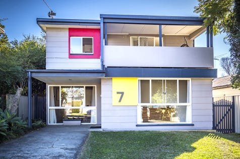 7 Montrose Street, Mannering Park, 2259, Central Coast - House / CONTEMPORARY STYLE-LAKE VIEWS / Balcony / Carport: 1 / Air Conditioning / Floorboards / Toilets: 2 / $480,000