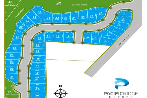 Lot 27, 1 Chamberlain Road, Lisarow, 2250, Central Coast - Residential Land / OPEN DAY SAT 8TH OCTOBER 10AM - 11AM / $334,000