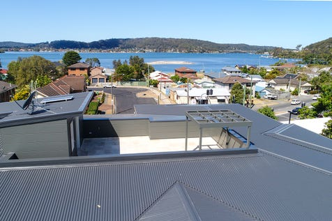 6/231-241 Blackwall Road, Woy Woy, 2256, Central Coast - Unit / Water views and your own roof terrace / Garage: 2 / $990,000