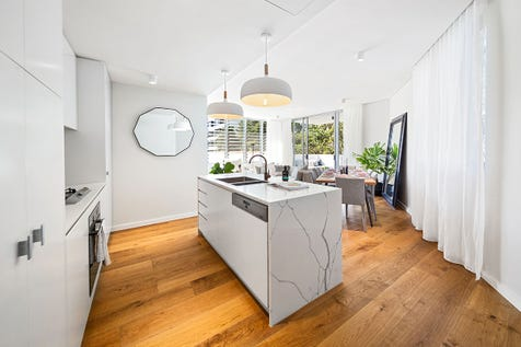 401/38 Ocean Street, Bondi, 2026, Eastern Suburbs - Apartment / Just Completed - Ready to move in!  / Balcony / Garage: 1 / Air Conditioning / Built-in Wardrobes / Dishwasher / Floorboards / Intercom / $1,630,000
