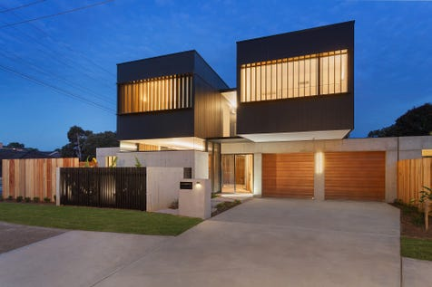 1/54 Webb Street, East Gosford, 2250, Central Coast - Townhouse / Cutting Edge Design & State-of-the-Art Finishes / Balcony / Garage: 2 / Secure Parking / Air Conditioning / Toilets: 3 / $1,000,000