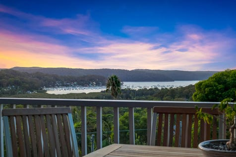 84 Binburra Avenue, Avalon Beach, 2107, Northern Beaches - House / Elevated coastal views with tranquil secluded setting / Carport: 1 / Built-in Wardrobes / P.O.A