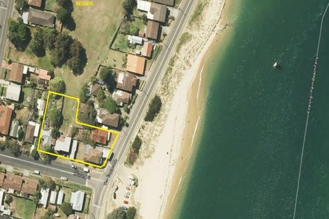 100-101 The Esplanade, Ettalong Beach, 2257, Central Coast - Residential Land / A TOTALLY BLANK CANVAS / P.O.A