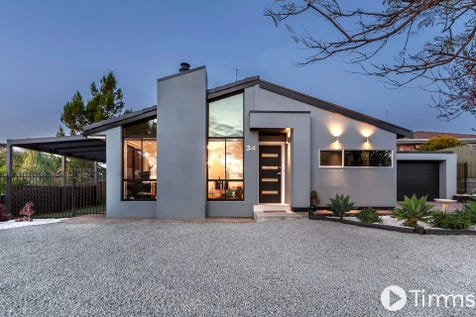 34 Coorabie Crescent, Hallett Cove, 5158, Southern Adelaide - House / Stunning Hallett Cove Family Home, With A Salon / Carport: 1 / P.O.A