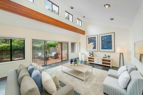 25 Palm Road, Newport, 2106, Northern Beaches - House / Single Level Family Home / Courtyard / Fully Fenced / Outdoor Entertaining Area / Carport: 2 / Built-in Wardrobes / Dishwasher / Gas Heating / Ensuite: 1 / Living Areas: 2 / Toilets: 2 / P.O.A