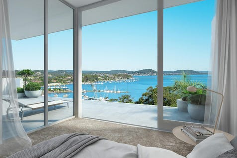 5.02/72 Donnison Street West, Gosford, 2250, Central Coast - Apartment / Views over Brisbane Waters showcased by floor-to-ceiling glass / Balcony / Carport: 1 / Air Conditioning / Built-in Wardrobes / Dishwasher / $790,000