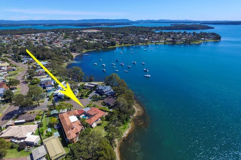 5 Coora Place, Gwandalan, 2259, Central Coast - House / Relish a Luxurious Waterfront Lifestyle at Coora Point / Swimming Pool - Inground / Garage: 2 / Secure Parking / Air Conditioning / Alarm System / Floorboards / P.O.A