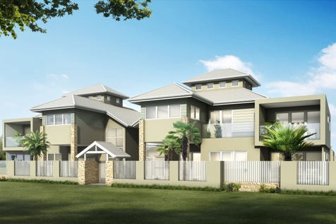 5/102-104 Broken Bay Road, Ettalong Beach, 2257, Central Coast - Townhouse / Off The Plan Townhouse Overlooking Lemon Grove Park / Garage: 2 / $780,000