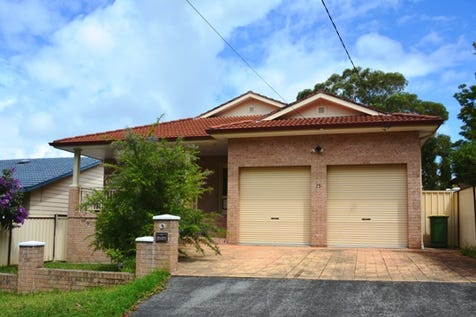 75 Winbin Crescent, Gwandalan, 2259, Central Coast - House / QUALITY RESIDENCE IN HIGHLY SOUGHT AFTER LOCATION / Garage: 2 / Secure Parking / Floorboards / Toilets: 3 / $585,000