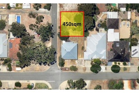 49A Hamilton Street, Bayswater, 6053, North East Perth - Residential Land / Street Front Block Opposite Beautiful Park / $465,000