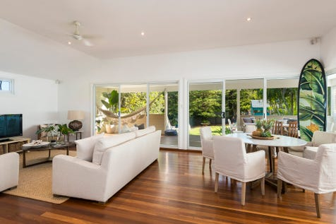"21 Watkins Road, Avalon Beach, 2107, Northern Beaches - House / ""North Avalon Sanctuary""  relaxed coastal beach house design / Carport: 2 / Ensuite: 1 / P.O.A"