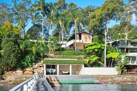 3 Riverview Road, Avalon Beach, 2107, Northern Beaches - House / Magnificent 4200sqm (1 Acre) deep waterfront retreat. / Balcony / Swimming Pool - Inground / Carport: 4 / Open Spaces: 8 / Secure Parking / Air Conditioning / Floorboards / Toilets: 1 / P.O.A