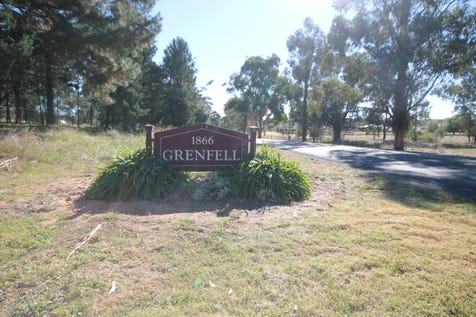 1G North Street, Grenfell, 2810, Central Tablelands - Residential Land / Historic Grenfell - Henry Lawson Country! / $40,000