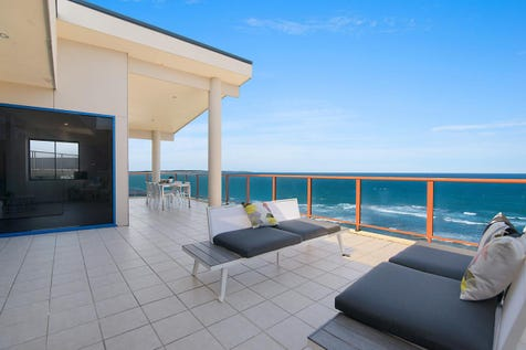 4/108 Ocean Parade, Blue Bay, 2261, Central Coast - Unit / Under Contract - Penthouse Opulence At Its Finest – 287m2 of Oceanfront Magnificence / Balcony / Outdoor Entertaining Area / Garage: 2 / Remote Garage / Air Conditioning / Built-in Wardrobes / Dishwasher / Floorboards / P.O.A