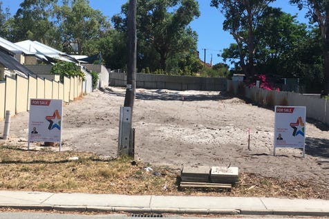 5A Aughton Street, Bayswater, 6053, North East Perth - Residential Land / LARGE 626M2 BLOCK IN PRIME STREET! / $390,000
