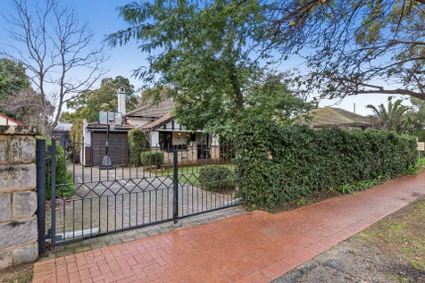 22 Market Street, Guildford, 6055, North East Perth - House / UNDER OFFER:   ART DECO DELIGHT ON GUILDFORD'S MILLIONAIRES ROW! / Courtyard / Deck / Fully Fenced / Outdoor Entertaining Area / Garage: 1 / Open Spaces: 4 / Secure Parking / Dishwasher / Floorboards / Split-system Air Conditioning / Study / Workshop / $830,000