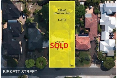 168 Birkett Street, Dianella, 6059, North East Perth - Residential Land / ***ONE SOLD - ONE TO GO*** / $420,000