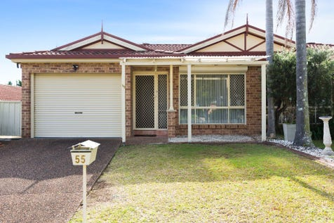 55 Bronzewing Drive, Erina, 2250, Central Coast - Duplex/semi-detached / Single Level Duplex / Garage: 1 / $540,000