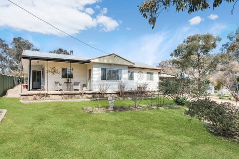 22 Orange Road, Manildra, 2865, Central Tablelands - House / 2 Acres In Town / Carport: 2 / Living Areas: 1 / Toilets: 1 / $259,000