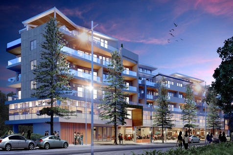 602/6 Pinetree Lane, Terrigal, 2260, Central Coast - Apartment / YOUR ENDLESS SUMMER STARTS HERE. Fantastic new apartments in Terrigal - ready to move in / Balcony / Garage: 2 / Secure Parking / Broadband Internet Available / Built-in Wardrobes / Dishwasher / Reverse-cycle Air Conditioning / Ensuite: 1 / Toilets: 2 / $1,550,000