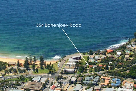 554 Barrenjoey Road, Avalon Beach, 2107, Northern Beaches - House / Classic Avalon Beach House / Deck / Fully Fenced / Outdoor Entertaining Area / Garage: 2 / Remote Garage / Dishwasher / Floorboards / P.O.A