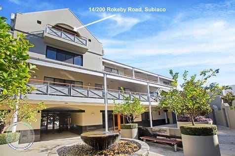14/200 Rokeby Road, Subiaco, 6008, Perth City - Townhouse / Funky Boutique Apartment / Balcony / Garage: 1 / Secure Parking / Air Conditioning / Toilets: 1 / $400,000