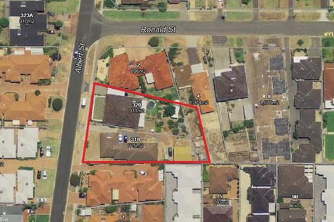 318-320 Albert Street, Balcatta, 6021, North East Perth - Residential Land / Land subdivision opportunity here for your taking / $1,800,000