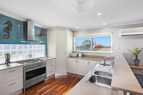 6 Woy Woy Road, Kariong, 2250, Central Coast - House / Immaculately renovated home with council approved studio / Deck / Carport: 3 / Air Conditioning / Built-in Wardrobes / Dishwasher / Gas Heating / $770,000