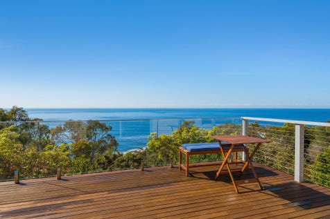 14 Pacific Road, Palm Beach, 2108, Northern Beaches - House / OCEAN PANORAMA – NORTH EAST ASPECT – SINGLE LEVEL LIVING / Garage: 2 / $2