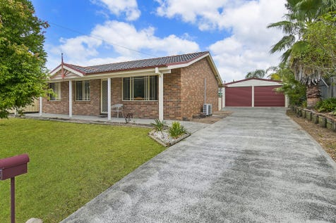 39 Scenic Circle, Budgewoi, 2262, Central Coast - House / A Winning Combination / Garage: 2 / Air Conditioning / Built-in Wardrobes / Reverse-cycle Air Conditioning / Toilets: 1 / $500,000