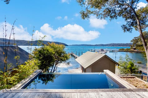 69 Robertson Road, Scotland Island, 2105, Northern Beaches - House / Your waterfront island sanctuary / $2,450,000