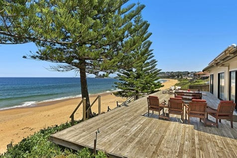 75 Ocean View Dr, Wamberal, 2260, Central Coast - House / ABSOLUTE BEACHFRONT! / Garage: 1 / P.O.A