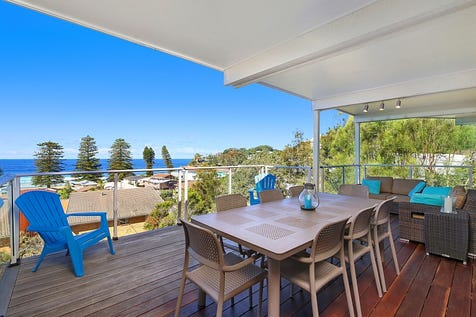 4 Austral Ave, Avoca Beach, 2251, Central Coast - House / Avoca's premier beach house / Balcony / Garage: 2 / Secure Parking / Air Conditioning / Built-in Wardrobes / Floorboards / $2,150,000