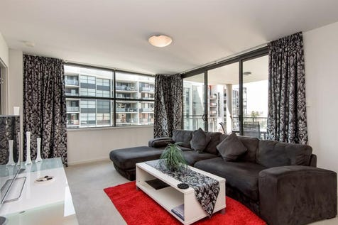 63/131 Adelaide Terrace, East Perth, 6004, Perth City - Apartment / Inner City Sanctuary for AUCTION - Bidding Starting From $399,000! / Swimming Pool - Inground / Garage: 1 / Secure Parking / Air Conditioning / $399