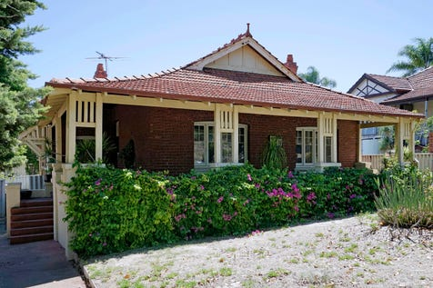 """85 Railway Parade, Mount Lawley, 6050, Perth City - House / """"SPLENDID CHARACTER HOME IN SUPERB LOCATION WITH STUNNING STREET APPEAL"""" / Open Spaces: 2 / Secure Parking / Air Conditioning / Floorboards / Toilets: 2 / $885,000"""
