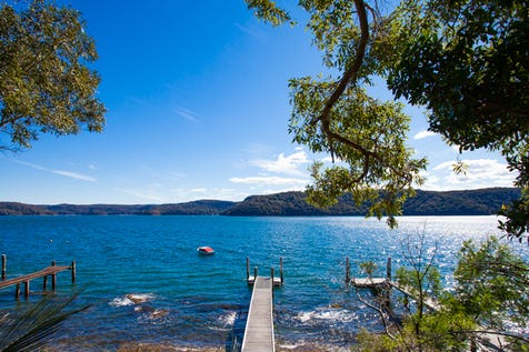 163 Riverview Road, Avalon Beach, 2107, Northern Beaches - House / Substantial Deep Waterfrontage. An Idyllic Boating Paradise! / Carport: 2 / Study / Ensuite: 1 / P.O.A
