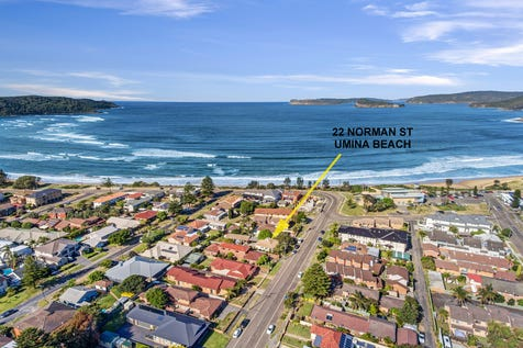2/22 Norman Street, Umina Beach, 2257, Central Coast - Townhouse / BRAND NEW TOWNHOUSE WITH THE BEACH AT THE DOOR / Garage: 2 / P.O.A