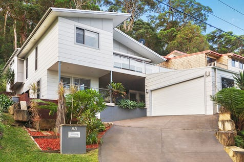 53 Broadwater Drive, Saratoga, 2251, Central Coast - House / Stunning architecturally designed home with water views / Garage: 2 / $850,000